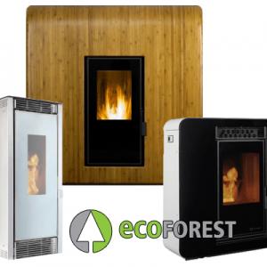 Estufas Ecoforest