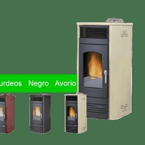 Estufa de pellet Burgos
