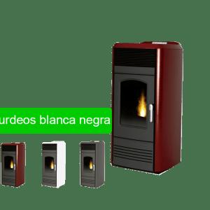 Estufa de pellet Palencia