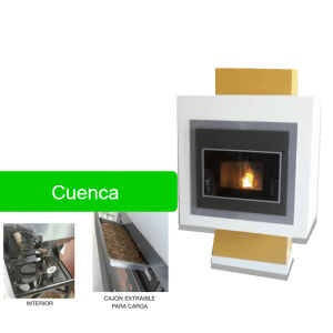 Caldera de pellet Cuenca